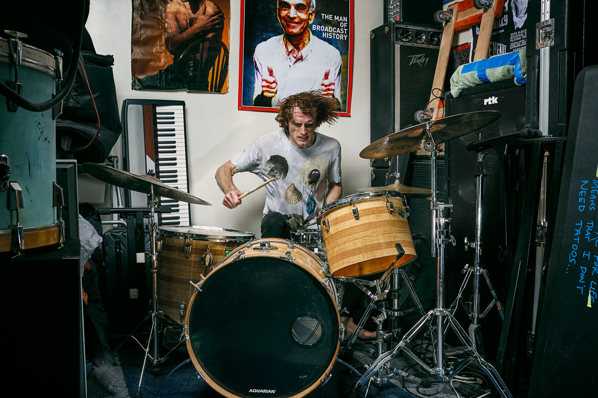 Zach Hill - Death Grips