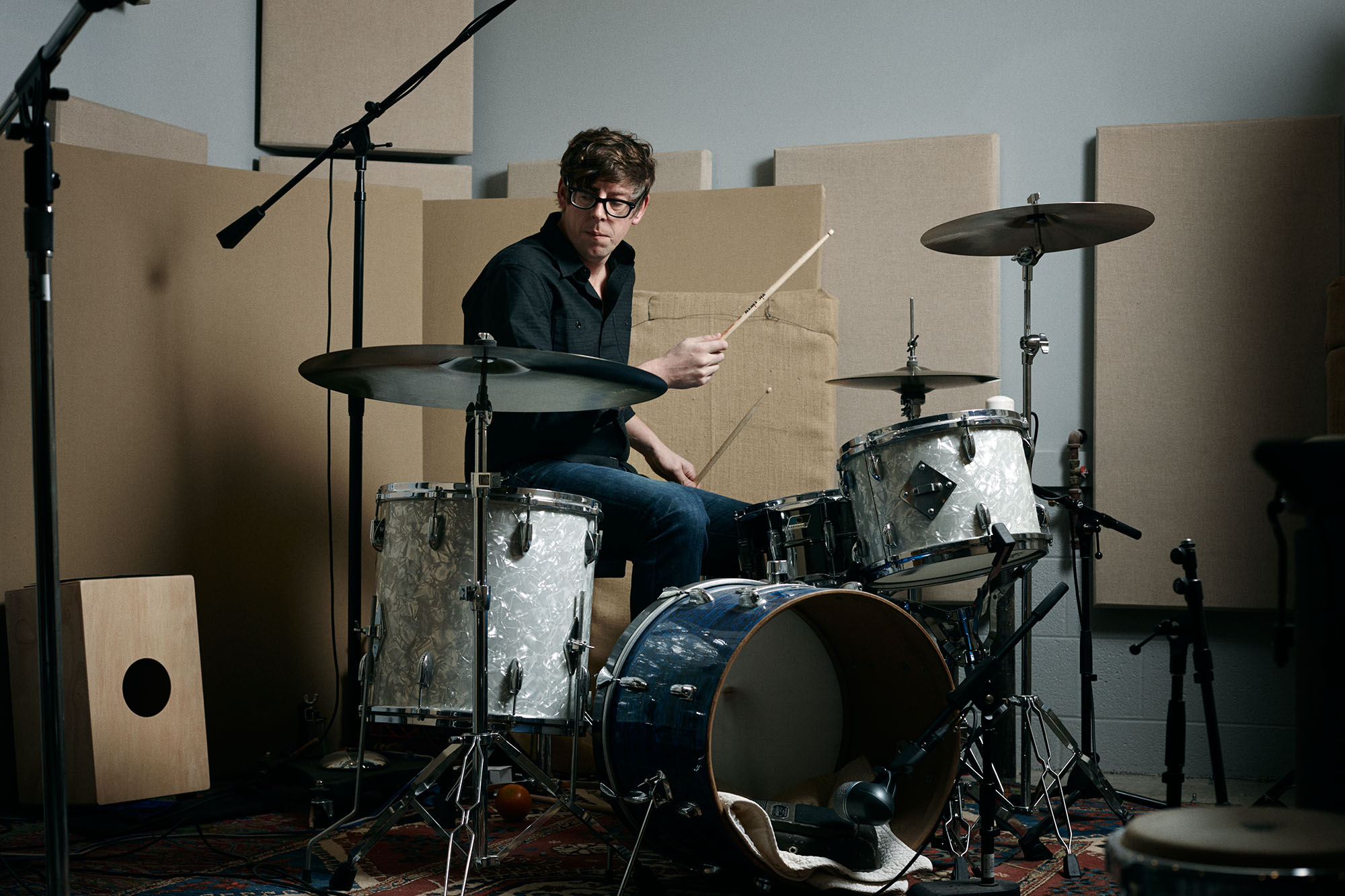 Patrick Carney - The Black Keys